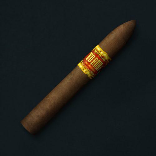 Yoruba cigar - Piramides